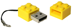 Memoria USB Lego