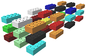 lego briks