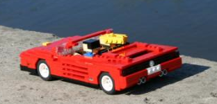 outrun lego